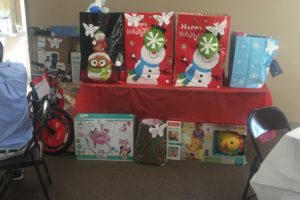 Monarch Holiday Toy Drive