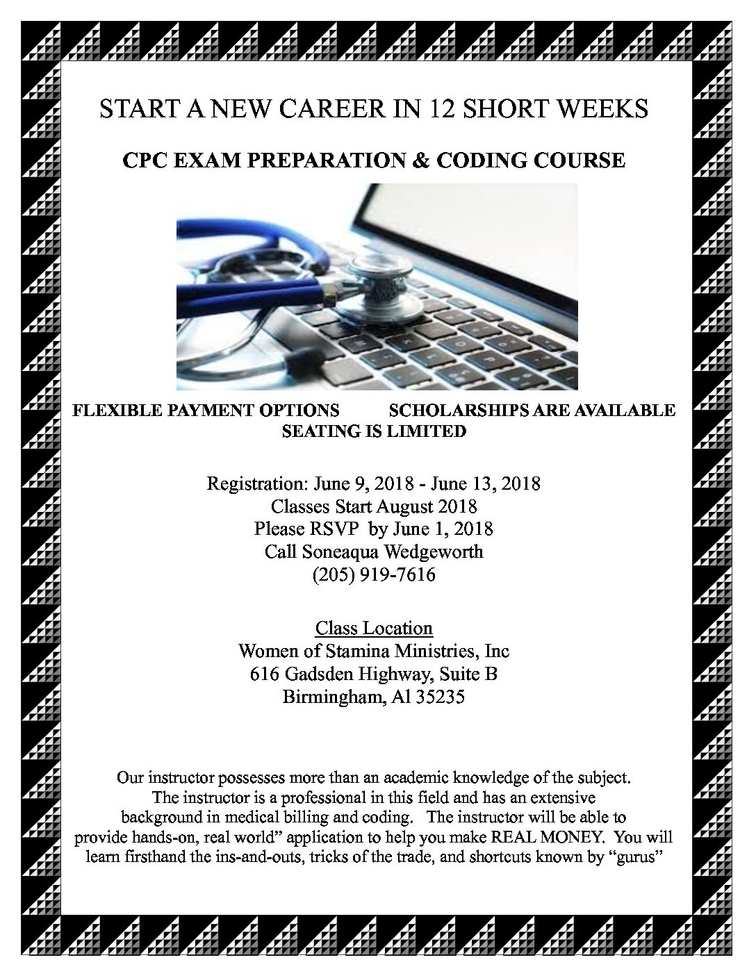 Medical Coding Flyer